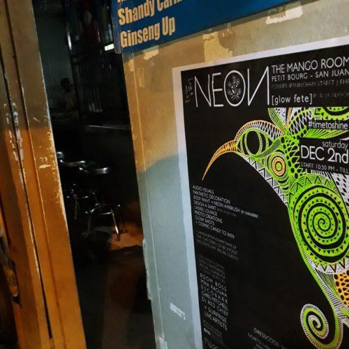 Neon - Mango Room - San Juan - Poster (8)